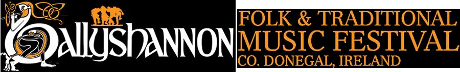 Ballyshannon Folk & Traditional Music Festival Logo