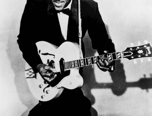 WHERE JOHNNY DOHERTY meets CHUCK BERRY
